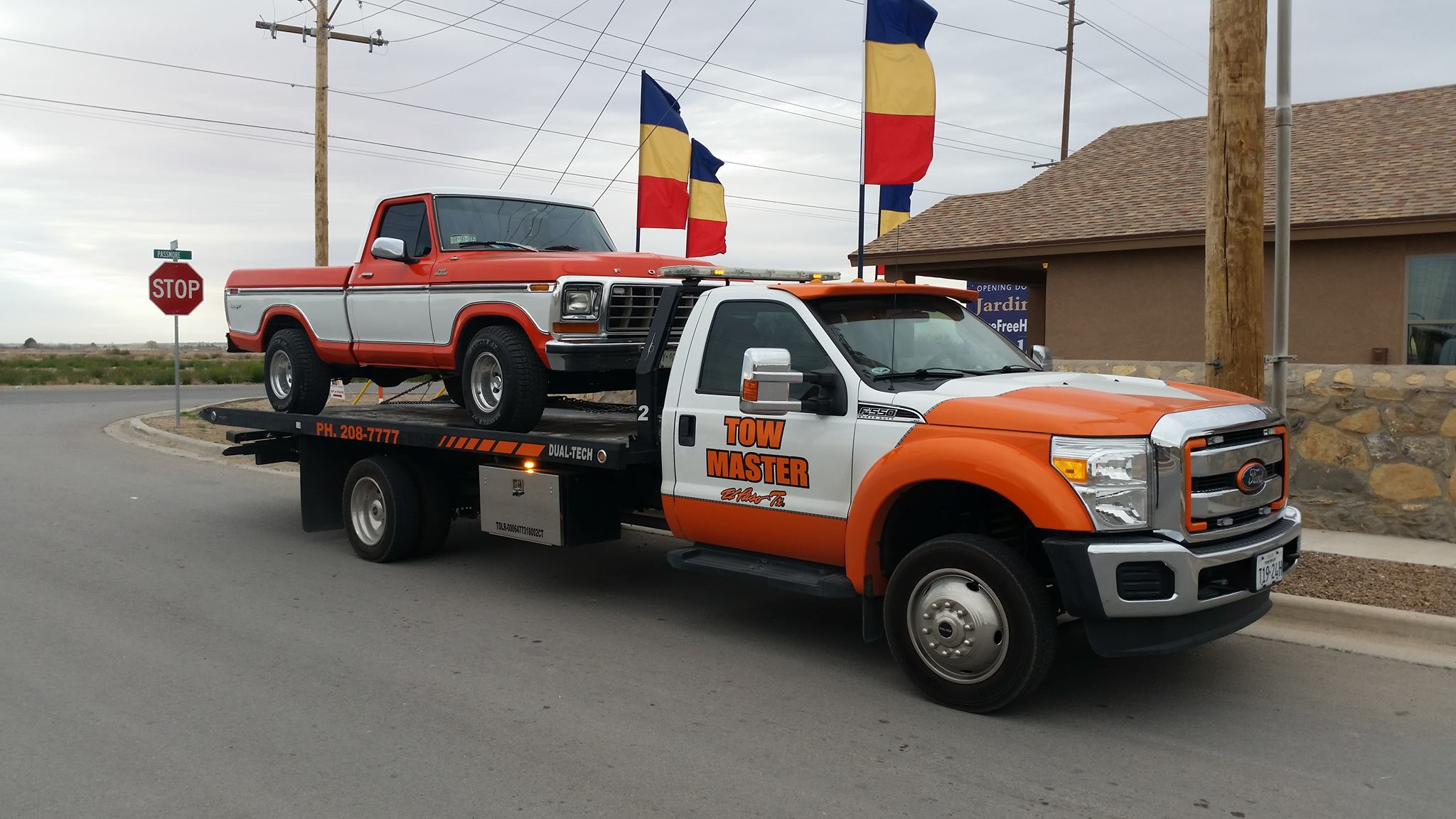 Tow Master Towing Service